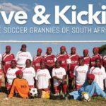 Alive & kicking soccer grannies